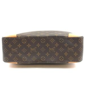 Louis Vuitton Bags - Boulogne Gm Tote Brown Hobo Bag